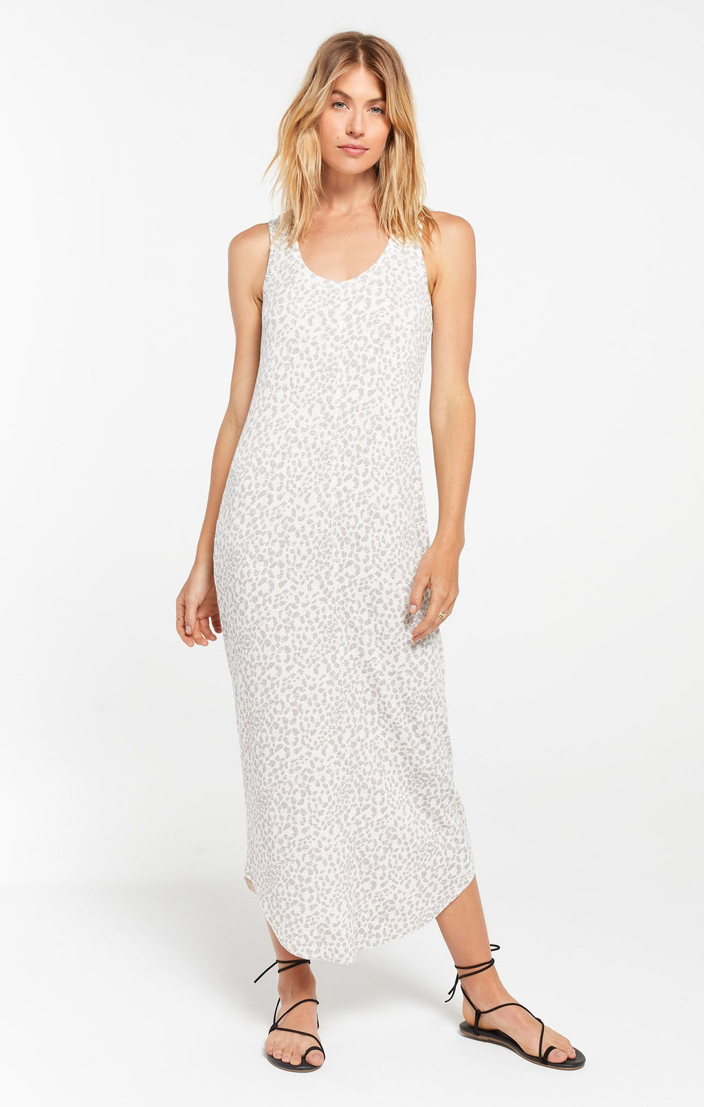 Z Supply Luna Rib Hacci Dress