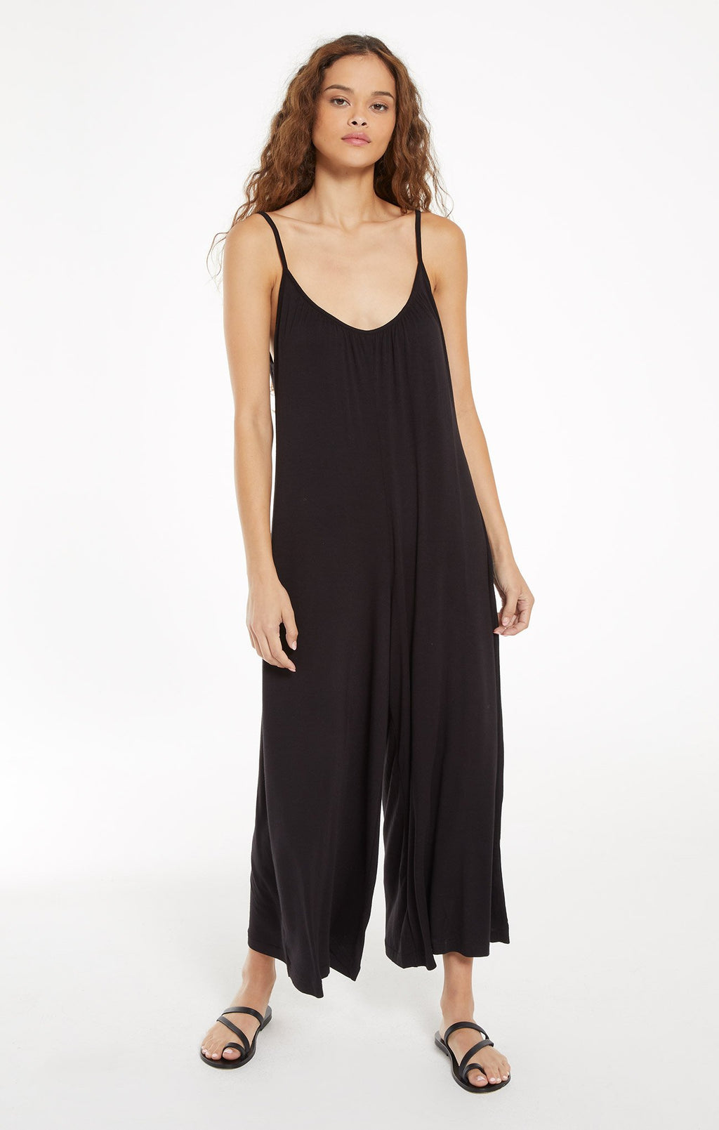 Z Supply Summerland Sleek Jersey Jumpsuit