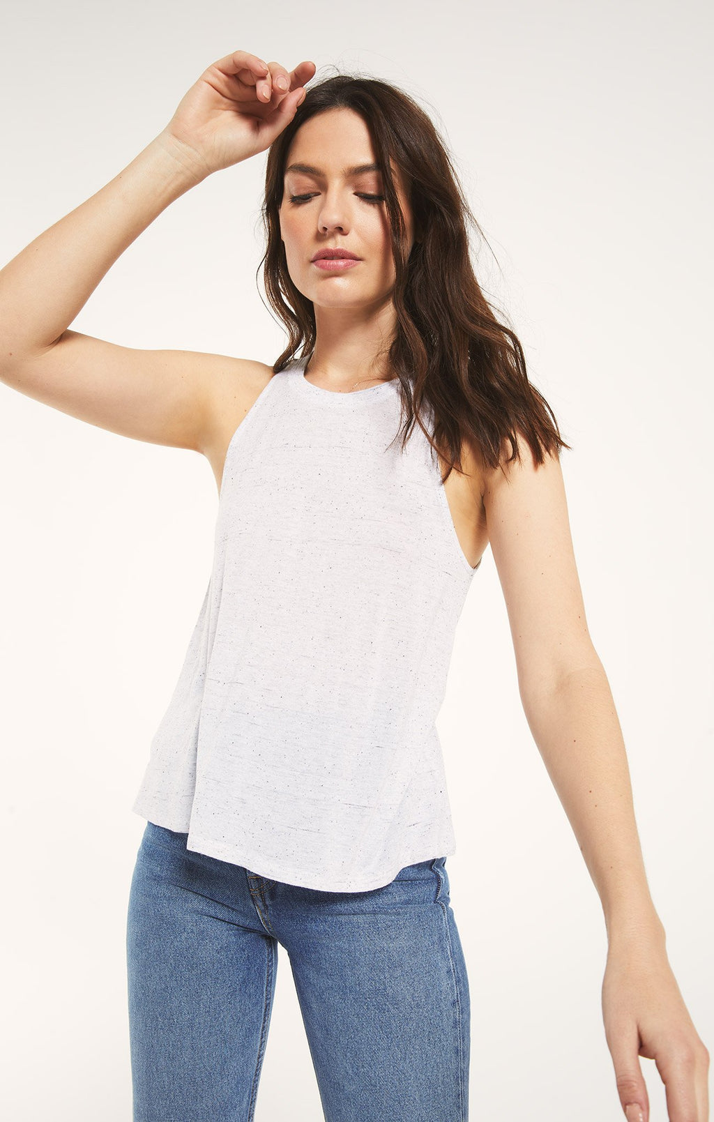 Z Supply Ryder Speckle Tank