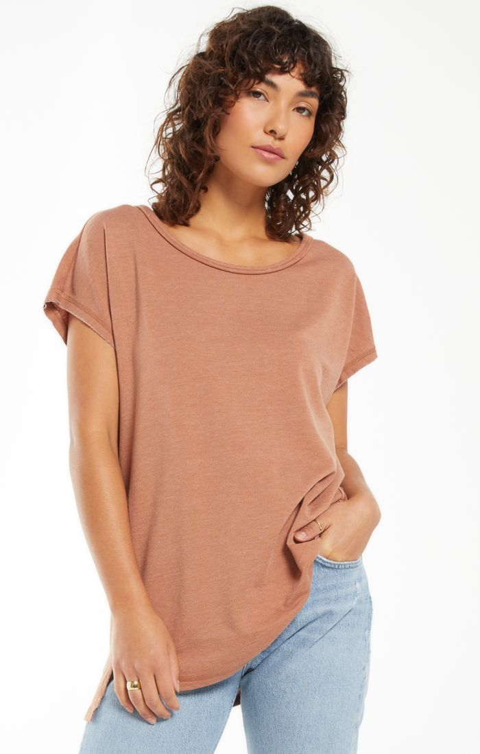 Z Supply Frankie Terry Tunic Tee