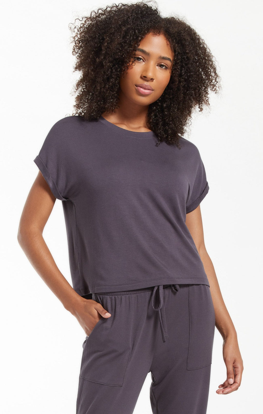 Z Supply Sela Soft Crew Tee