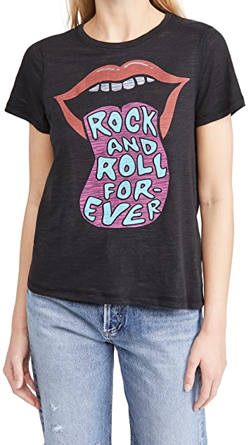 Chaser Rock & Roll Forever Tee