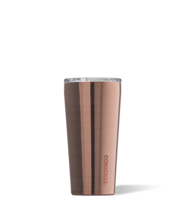 Corkcicle 16oz Copper Tumbler