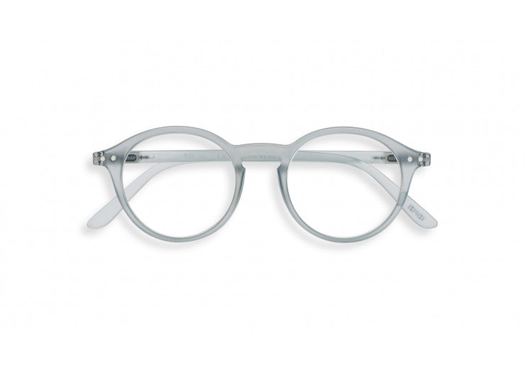 IZIPIZI #D Frosted Blue Reading Glasses