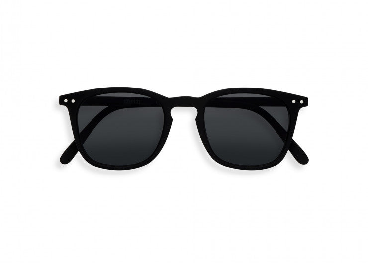 IZIPIZI #E Black Sunglasses
