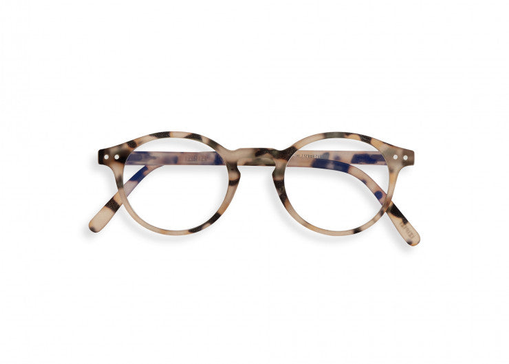 IZIPIZI #H Light Tortoise Screen Glasses