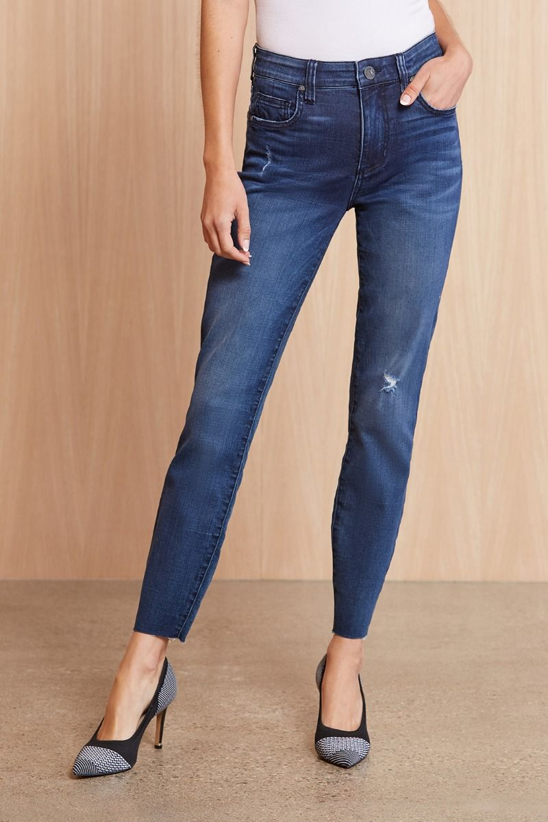 Kut from the Kloth Connie High Rise Fab AB Jeans