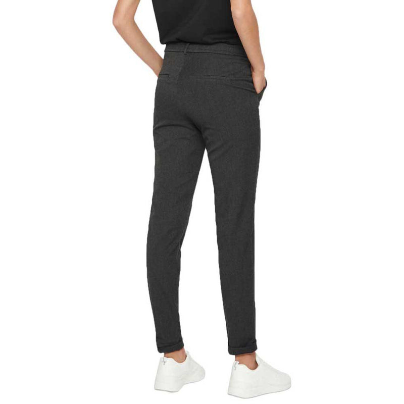 Vero Moda Dark Grey Maya Loose Pants