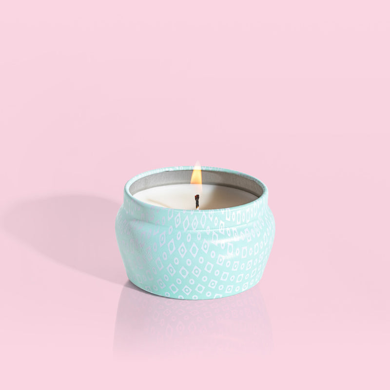 Capri Blue Aqua Volcano Mini Tin Candle