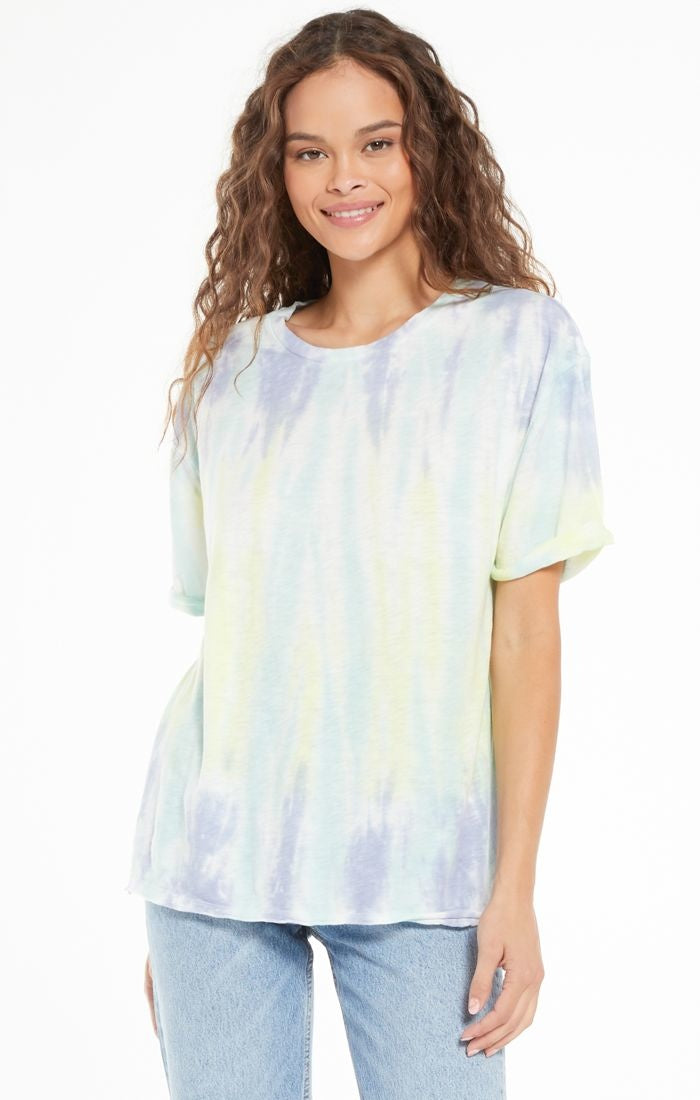 Z Supply June Sorbet Skies Tie-Dye Tee