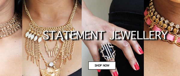 Statement Jewellery! New In!