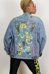 The Freedom Vintage Denim Jacket