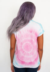Eye See You Tie Dye Tee