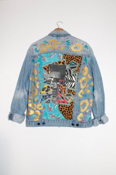 The Grace Vintage Denim Jacket