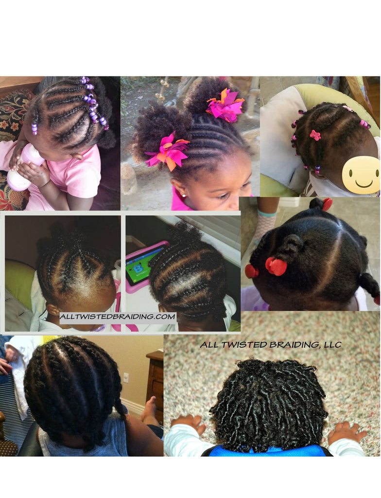 Baby Protective styles
