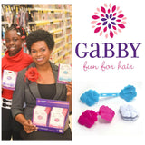 GABBY BOWS Hair Barrettes