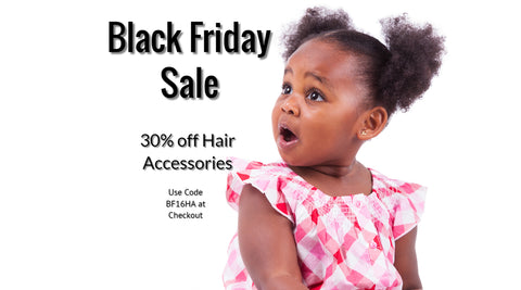 All Twisted Braiding Black Friday Sale 30% off all Hair Accessories