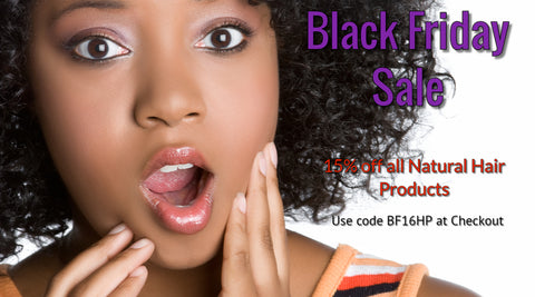 All Twisted Braiding Black friday 2016 15% off all Natural Hair Products