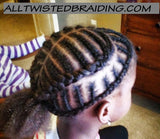Creative Cornrows