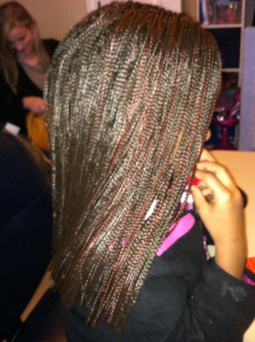 Crochet Extensions $120 + Hair Cost