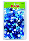 Large Acrylic Hair Beads 12mm Large Packs