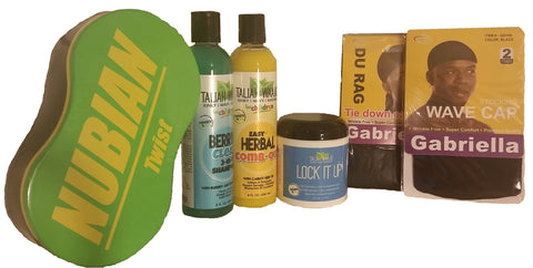 Boys Starter Ethnic Hair Care Kit