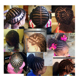 Creative Cornrow Designs All Twisted Braiding