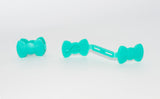 Gabby Daddy's Girl Hair Snaps / Gabby Double Snap Bow Tie Hair Barrettes