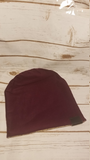 Satin Lined Knit Beanie