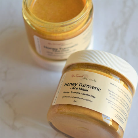 Honey Turmeric Mask