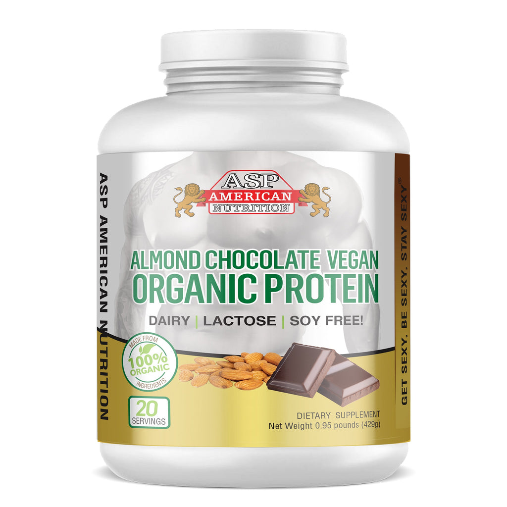 Organic Vegan Coconut Cream Chocolate Protein Powder