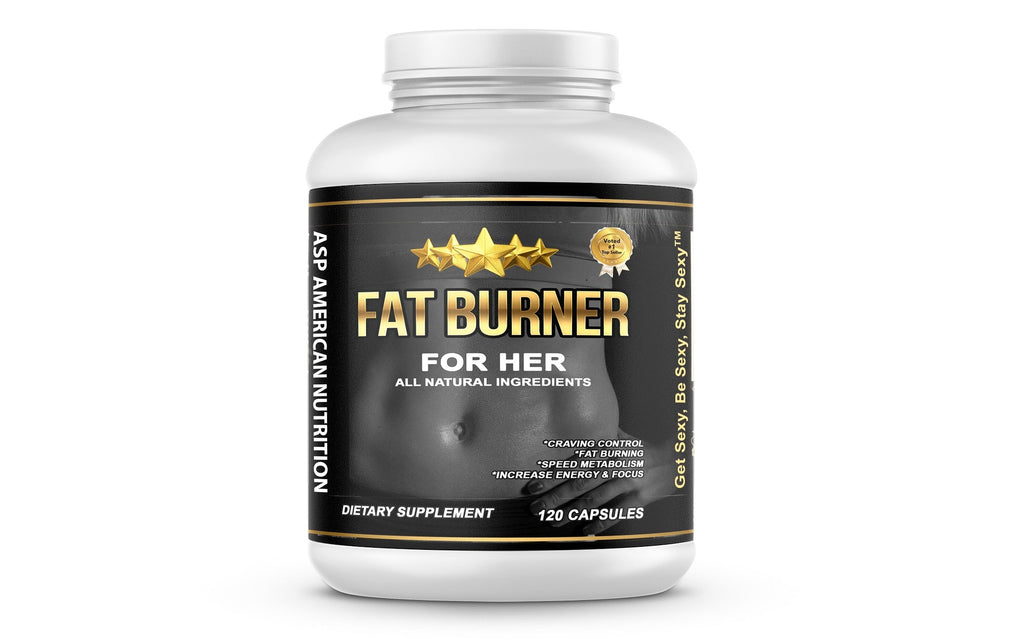 fat-burner supplement ASPAmericannutrition