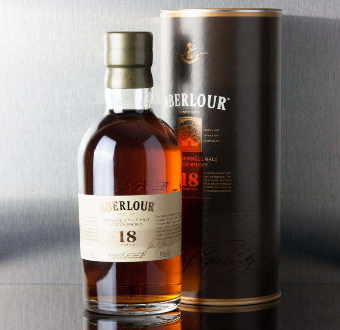 Aberlour 18 Year Single Malt Scotch 750 ml