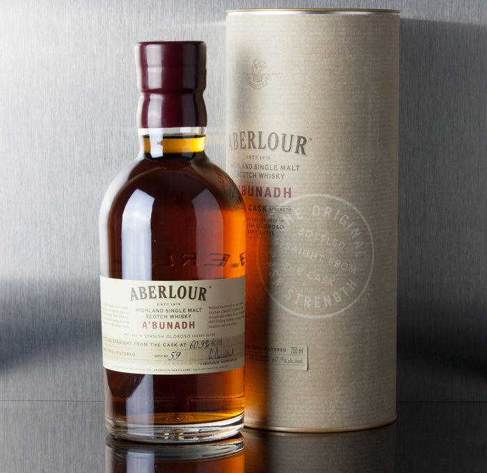 Aberlour A'bunadh Single Malt Scotch 750 ml