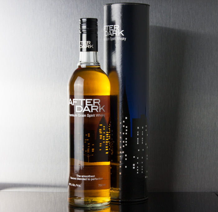 After Dark Premium Grain Whisky