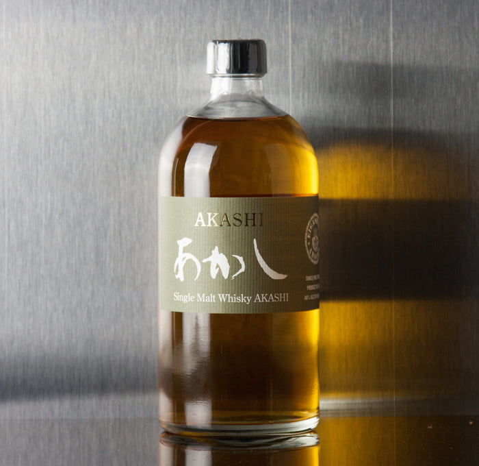 Akashi Single Malt Whisky 750 ml