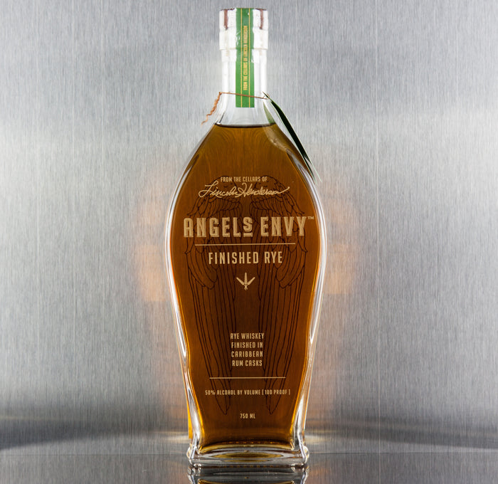 Angel's Envy Finished Rye Whiskey 750 ml