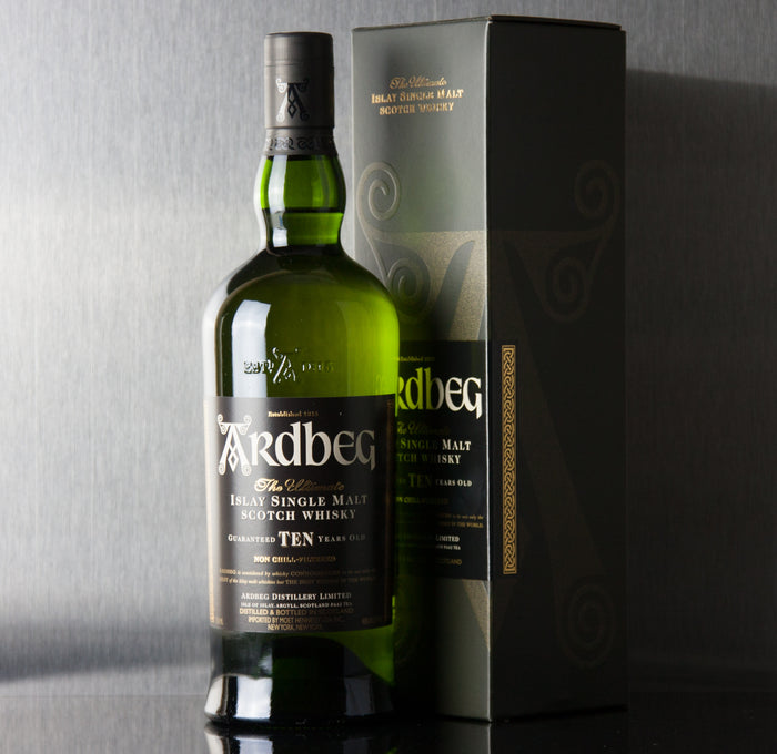 Ardbeg 10 Year Single Malt Scotch 750 ml