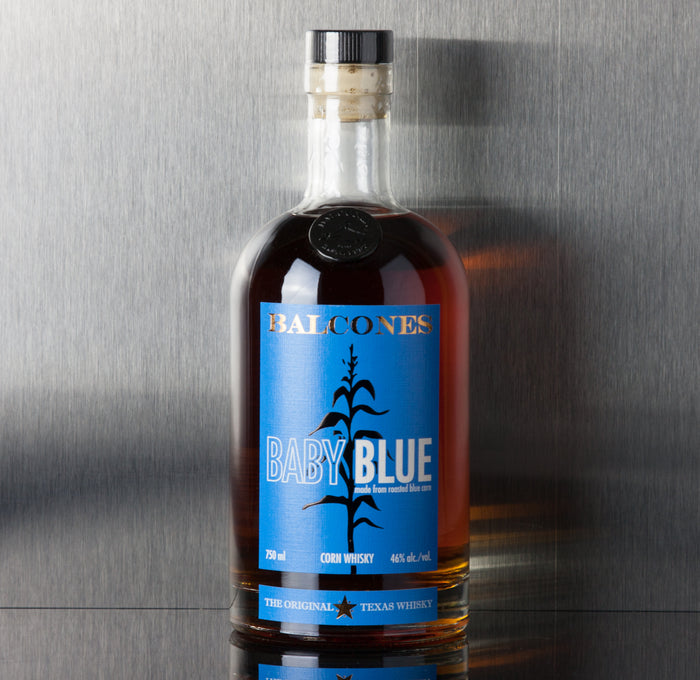 Balcones Baby Blue Whisky - Balcones - Third Base Market & Spirits Liquor