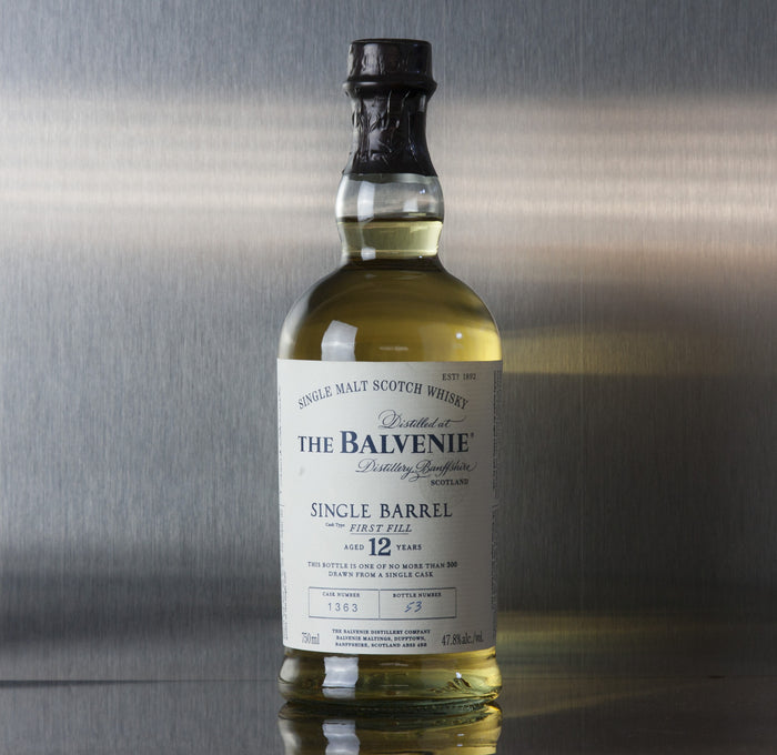 Balvenie 12 Year Single Malt Scotch 750 ml