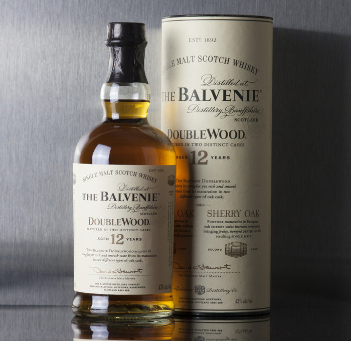 Balvenie 12 Year DoubleWood Single Malt Scotch 750 ml