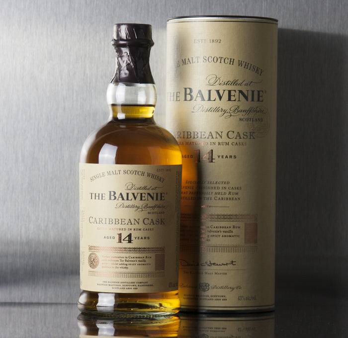 Balvenie 14 Year Caribbean Cask Single Malt Scotch 750 ml