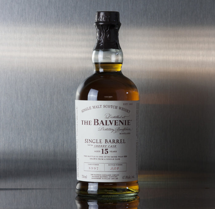 Balvenie 15 Year Single Malt Scotch 750 ml