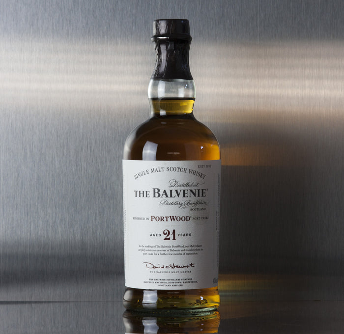 Balvenie 21 Year Single Malt Scotch 750 ml