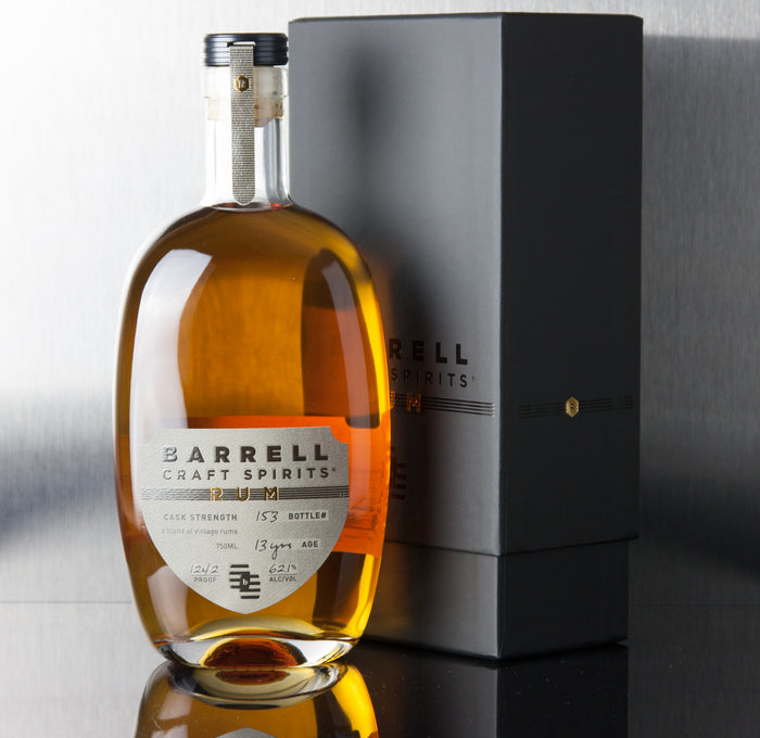 Barrell Craft Spirits Rum 13 Year - Barrell - Third Base Market & Spirits Liquor