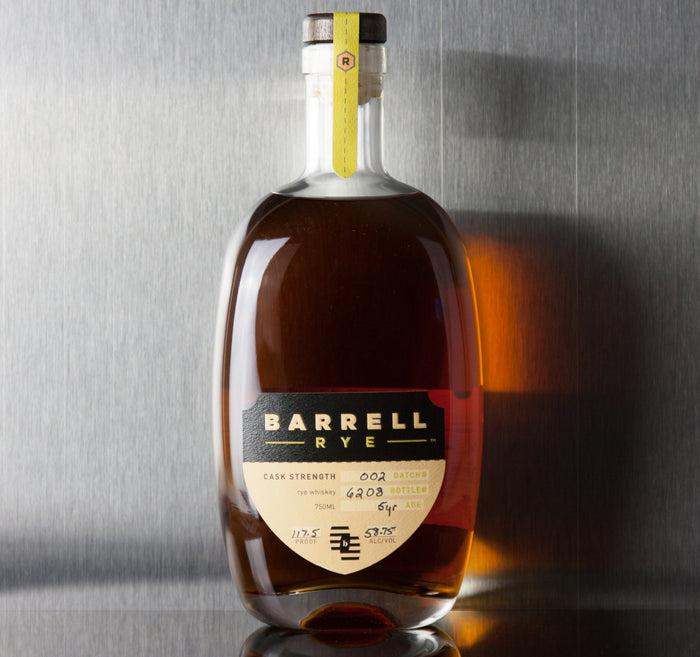 Barrell Rye Batch 002 750 ml