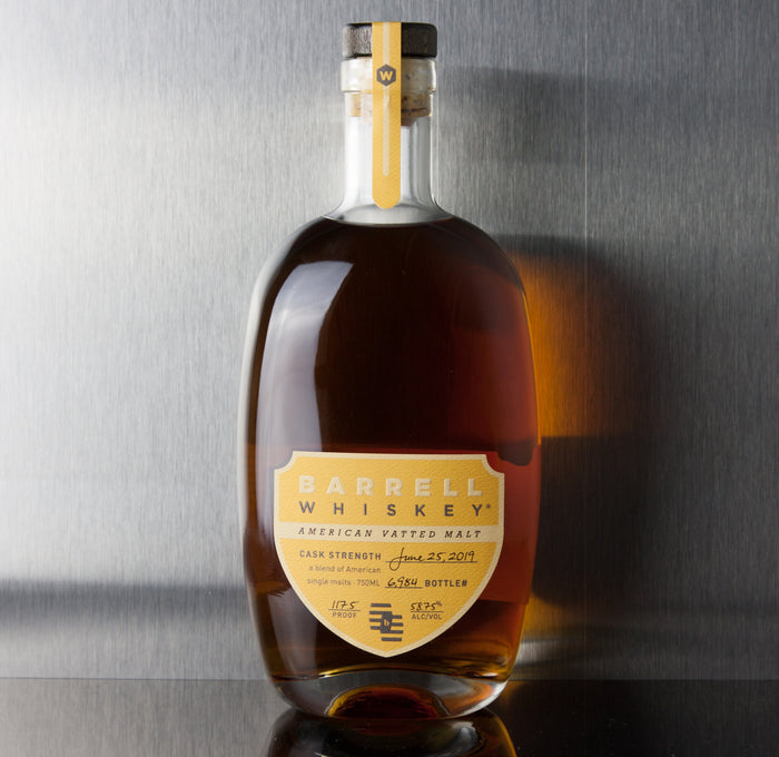 Barrell American Vatted Malt Whiskey