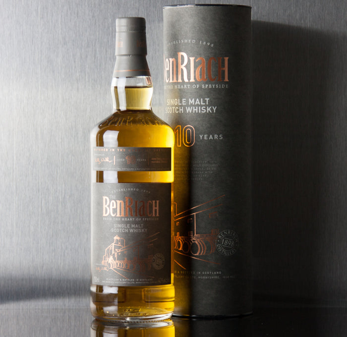 BenRiach 10 Year Single Malt Scotch 750 ml