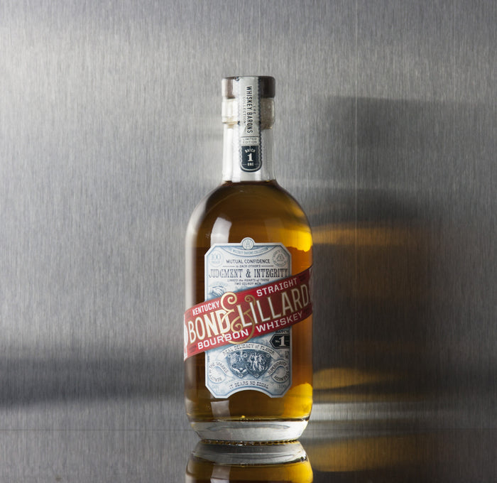 Bond & Lillard Kentucky Straight Bourbon (Pint)