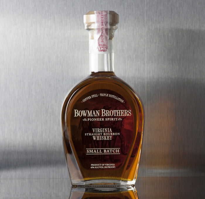 Bowman Brothers Small Batch Bourbon 750 ml